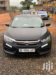Honda Civic 2017 EX 4dr Sedan (2.0L 4cyl) Black | Cars for sale in Greater Accra, East Legon