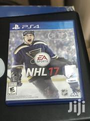 PS4 Game Cds (NHL 17) | Video Games for sale in Greater Accra, Mataheko
