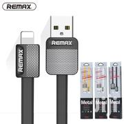 Remax Data Cable Android and iPhone | Accessories for Mobile Phones & Tablets for sale in Greater Accra, Mataheko
