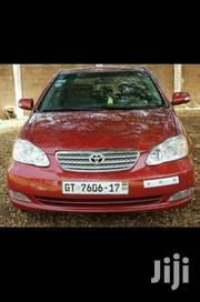 Toyota Corolla 2009 1.8 Advanced Red | Cars for sale in Ashanti, Kumasi Metropolitan