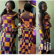 Violet N Gold Nyame Akwan Kent | Clothing for sale in Greater Accra, Roman Ridge
