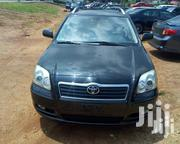 Toyota Avensis 2004 Verso Automatic Black | Cars for sale in Northern Region, Zabzugu/Tatale