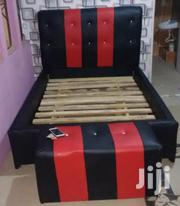 Black and Red Bed for Sell | Furniture for sale in Greater Accra, Kokomlemle