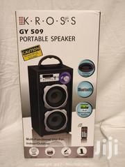 Kross GY 509 Portable Speaker | Audio & Music Equipment for sale in Greater Accra, Mataheko