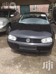 Volkswagen Golf 2002 Black | Cars for sale in Upper East Region, Garu-Tempane
