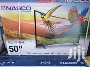Nasco 50 Inches 4K Smart Curved Satellite Televisions | TV & DVD Equipment for sale in Greater Accra, Asylum Down