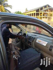 Nissan Frontier 2001 Gray   Cars for sale in Eastern Region, Birim North