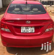 Hyundai Accent 2014 Red | Cars for sale in Greater Accra, Ga West Municipal
