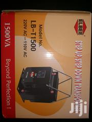 1500VA Stepup /Stepdown Transformer | Electrical Equipments for sale in Greater Accra, Accra Metropolitan