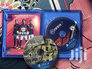 Slightly Used Fifa 17 And 19   Video Games for sale in Greater Accra, Teshie-Nungua Estates