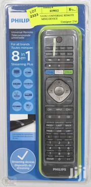 PHILIPS UNIVERSAL REMOTE 8 In 1 | TV & DVD Equipment for sale in Greater Accra, South Kaneshie