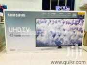Samsung 4K Flat Smart TV 43 Inches | TV & DVD Equipment for sale in Greater Accra, Dansoman