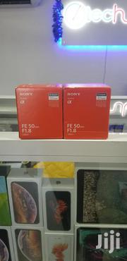 Sony FE 50mm F/1.8 Lens SEL50F18F | Cameras, Video Cameras & Accessories for sale in Greater Accra, Darkuman