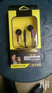 CM1 Handsfree | Accessories for Mobile Phones & Tablets for sale in Western Region, Shama Ahanta East Metropolitan