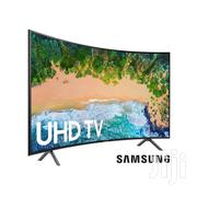 "Samsung 49"" UHD 4K Curved Smart TV NU7300 Series 7 