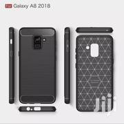 Galaxy A8 2018 / A5 Carbon Fiber Case | Accessories for Mobile Phones & Tablets for sale in Greater Accra, Teshie-Nungua Estates