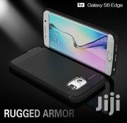 For Galaxy S6 Edge Carbon Fiber Case | Accessories for Mobile Phones & Tablets for sale in Greater Accra, Teshie-Nungua Estates