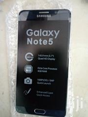 New Samsung Galaxy Note 5 32 GB Gold | Mobile Phones for sale in Greater Accra, Asylum Down