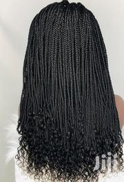 Frontal Box Braided Wig | Hair Beauty for sale in Greater Accra, East Legon