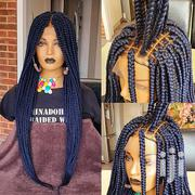 6x6 Mini Frontal Box Braided Wig | Hair Beauty for sale in Greater Accra, East Legon