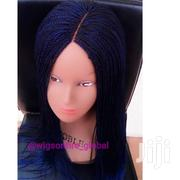Micro Braids Lace Closure Wig.(Wholesale) | Hair Beauty for sale in Greater Accra, East Legon