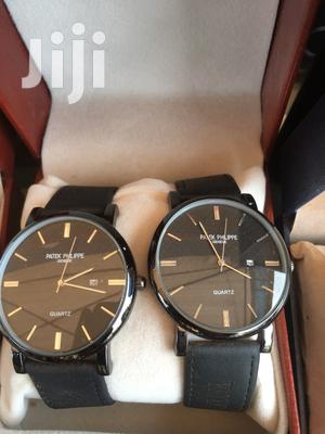 Patek Philippe Leather Watches