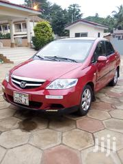 Honda City 2008 Red   Cars for sale in Greater Accra, Achimota