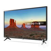 """New LG 65"""" 4K, Uhd,Satellite TV From U.K. 