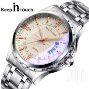 Relogio Men's Quartz Watch Waterproof | Watches for sale in Western Region, Wassa West