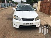Toyota Corolla 2009 1.8 Advanced White | Cars for sale in Western Region, Juabeso