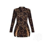 Lace Side Split Bodycon Dress   Clothing for sale in Greater Accra, East Legon