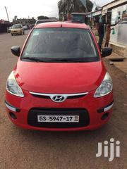 Hyundai i10 2009 Red | Cars for sale in Western Region, Juabeso