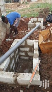 Biodigester Latrine Services | Plumbing & Water Supply for sale in Central Region, Awutu-Senya