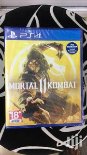 Mortal Combact11 For Ps4   Video Games for sale in Greater Accra, Kokomlemle
