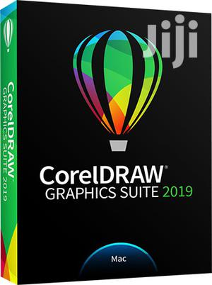Corel Draw Suit 2019 For MAC OS
