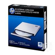 HP External USB Dvd/ Cd Rom Rw Optical Drive - Grey | Computer Accessories  for sale in Greater Accra, Korle Gonno
