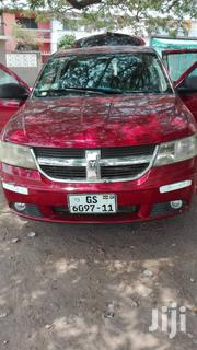 Dodge Caliber 2009 2.0 CVT SXT Red | Cars for sale in Greater Accra, Labadi-Aborm