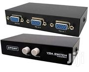 Generic 2 Ports VGA Switch 2 In 1 Out 2 Ports VGA Switch For PC TV | Computer Accessories  for sale in Greater Accra, Korle Gonno
