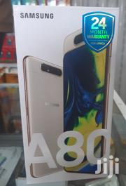 New Samsung Galaxy A80 128 GB Black | Mobile Phones for sale in Greater Accra, Avenor Area