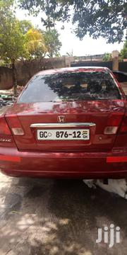 Honda Civic 2002 Red | Cars for sale in Ashanti, Adansi North