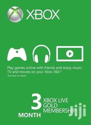Xbox Live Gold Code   Video Games for sale in Greater Accra, Achimota