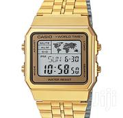 CASIO Men's Digital World TIME A500wga-9df | Watches for sale in Ashanti, Kumasi Metropolitan