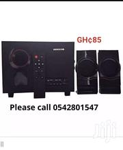 Andrew C6 Remote Control Bluetooth Subwoofer   Audio & Music Equipment for sale in Greater Accra, Accra new Town