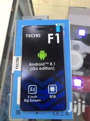 New Tecno F1 8 GB | Mobile Phones for sale in Greater Accra, Teshie new Town