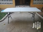 Lifetime 6' Light Commercial Fold-In-Half Table - Almond | Furniture for sale in Greater Accra, Tesano