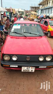 Volkswagen Golf 1999 Red | Cars for sale in Brong Ahafo, Techiman Municipal