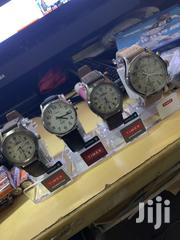 Original Genuine Leather Band Watches | Watches for sale in Greater Accra, East Legon (Okponglo)