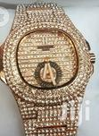 Patek Philippe Nautilus Studded Watch   Watches for sale in Adenta Municipal, Greater Accra, Ghana