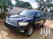 Toyota Highlander 2010 Black | Cars for sale in Brong Ahafo, Nkoranza South