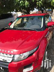 Land Rover Range Rover Evoque 2013 Red | Cars for sale in Greater Accra, Tema Metropolitan